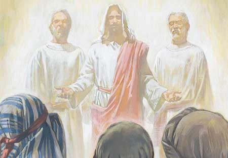 Ce a discutat Isus cu Ilie și Moise?