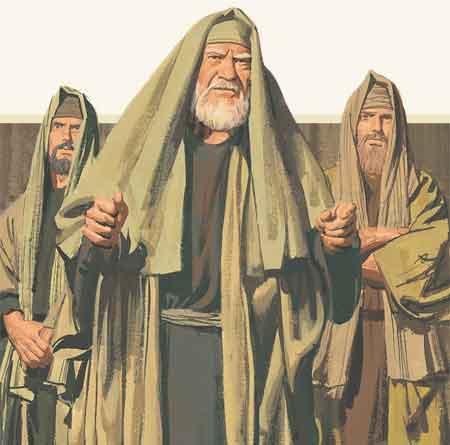 Ancient Jewish History: Pharisees, Sadducees & Essenes