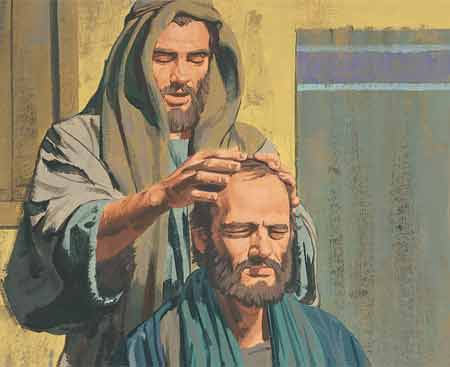 New Testament Stories Chapter 59 Saul Learns About Jesus