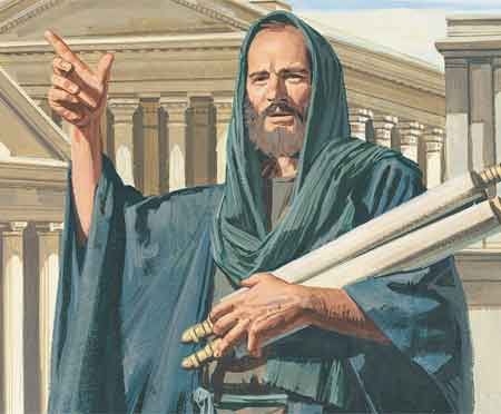 Liberty University the Significance of the Calling of Paul the Apostle Research Paper