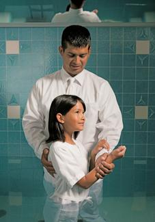 Image result for lds baptizing children
