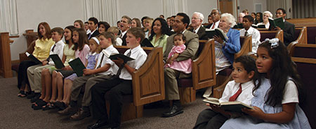 sacrament meeting