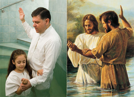 two baptisms