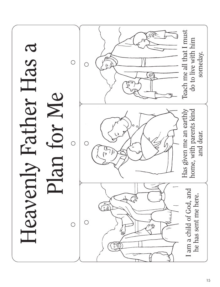 Coloring Page Plan Mobile