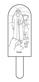 Noah puppet diagram