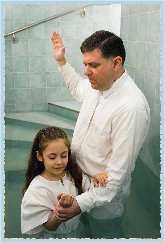 Lektion 26 Ich Kann Getauft Und Konfirmiert Werden