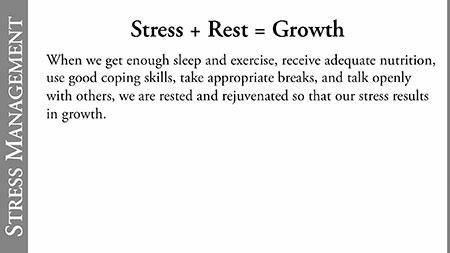 stress process
