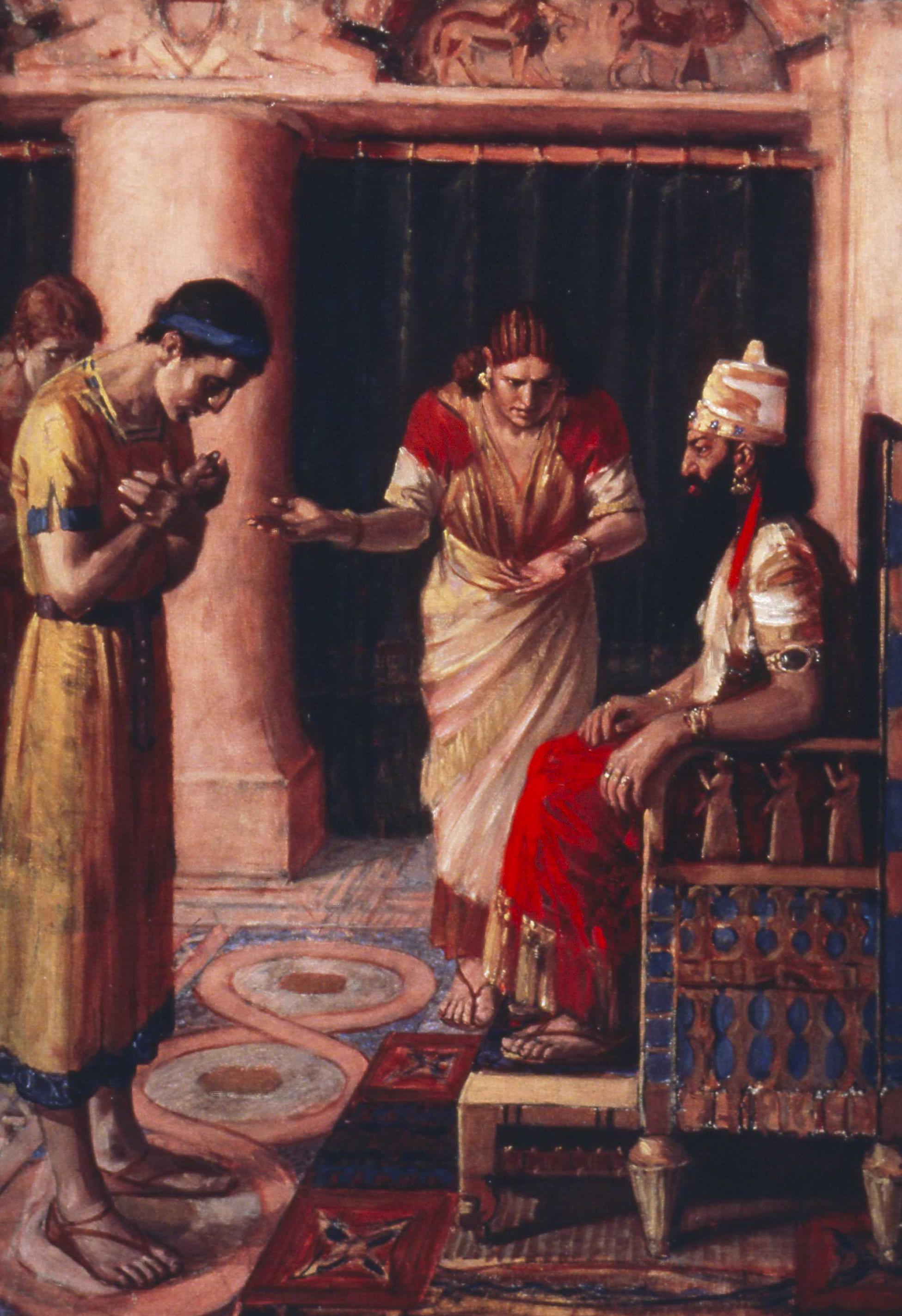 Lesson 146: Daniel 1-2