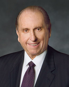 Image result for Thomas S. Monson