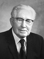 President Hugh B. Brown