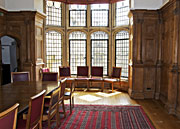 room in Merton College, Oxford