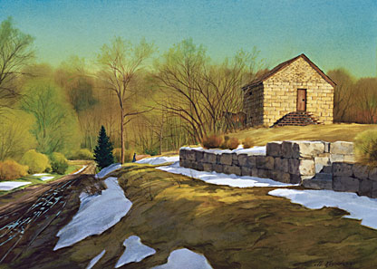 Liberty Jail, 1839