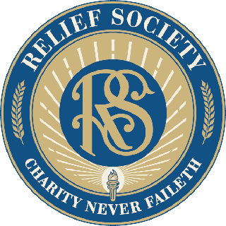 Relief Society seal
