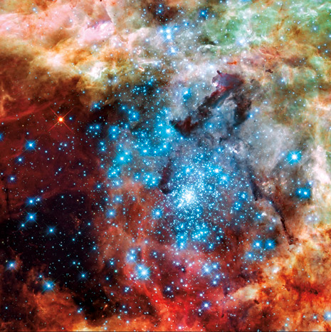 merging star clusters
