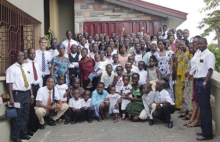 members in Africa