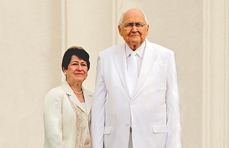 Elder and Sister Perry