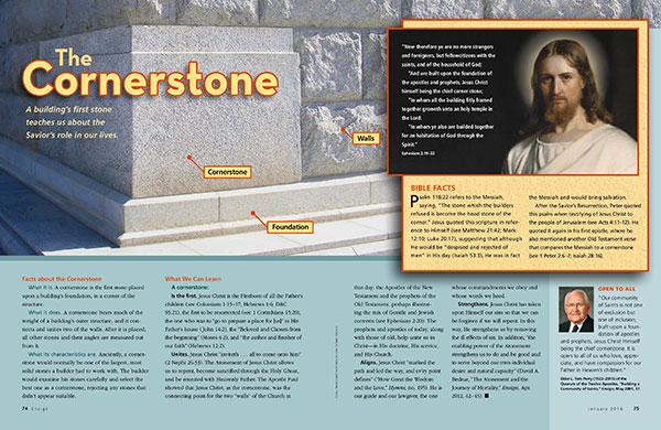 cornerstone article