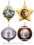 scripture ornaments