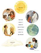 plan of salvation matching game