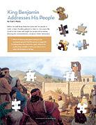 King Benjamin puzzle