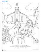 Coloring Page Friend Nov 2011 friend