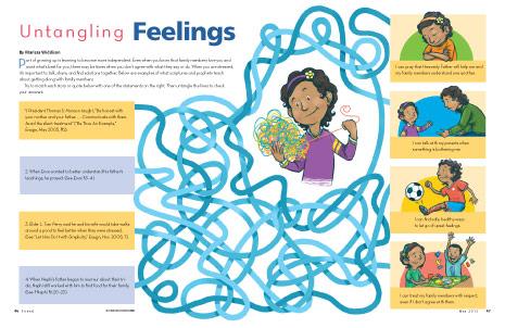 Untangling Feelings