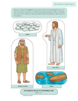 Book of Mormon figures