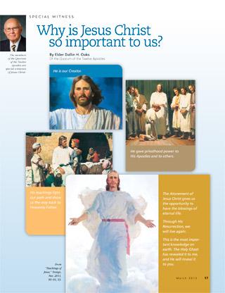 Jesus Christ page