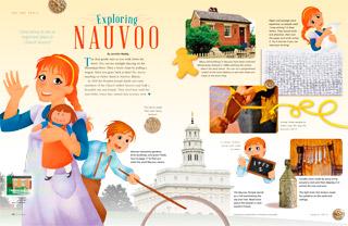 Exploring Nauvoo