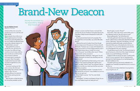 Brand-New Deacon