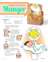 Make Your Own Manger