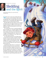 Sledding and the Spirit