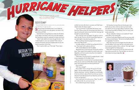 Hurricane Helpers