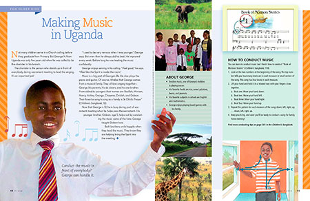 Making Music in Uganda