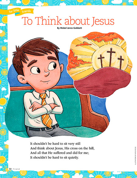 To Think about Jesus