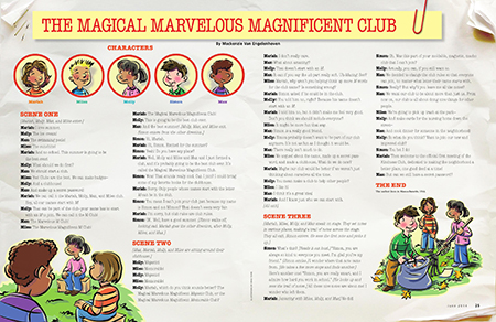 The Magical Marvelous Magnificent Club