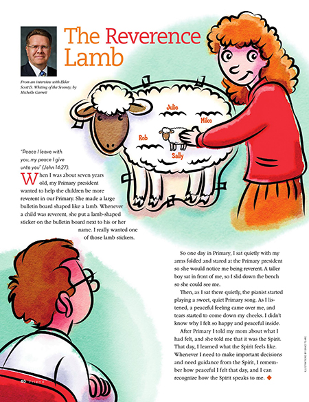 The Reverence Lamb