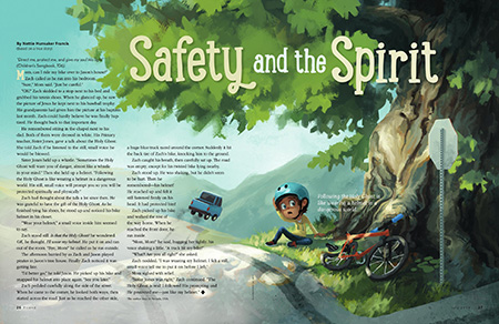 Safety and the Spirit