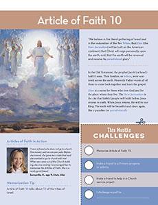Article of Faith 10