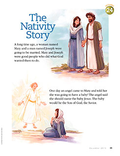 The Nativity Story, page 35