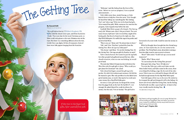 The Getting Tree