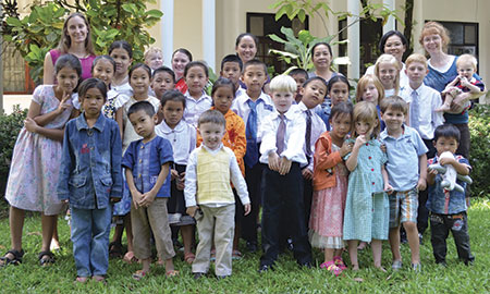 Vientiane Branch, Laos