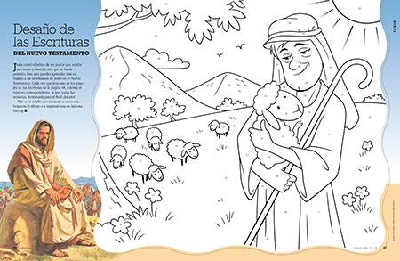 Desafío de las Escrituras del Nuevo Testamento - liahona