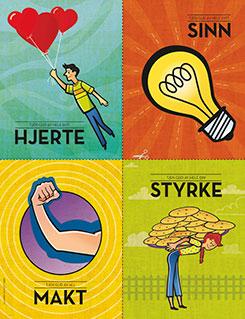 Mutual Theme Cards