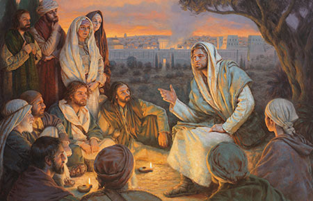 The Savior's Teachings on Discipleship - Liahona June 2015 - liahona