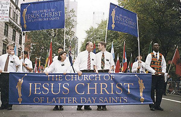 Elder Rasband as mission president in New York