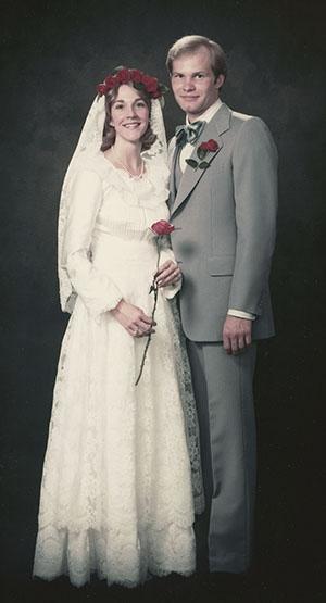Dale G. Renlund wedding photo