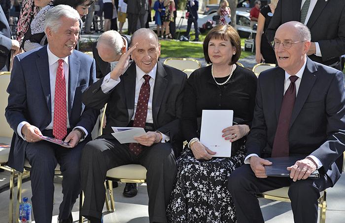 members of the First Presidency