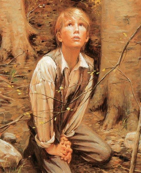 young Joseph Smith