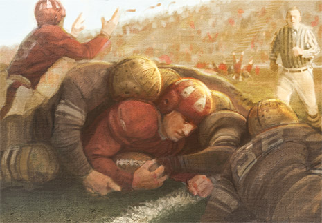 football players